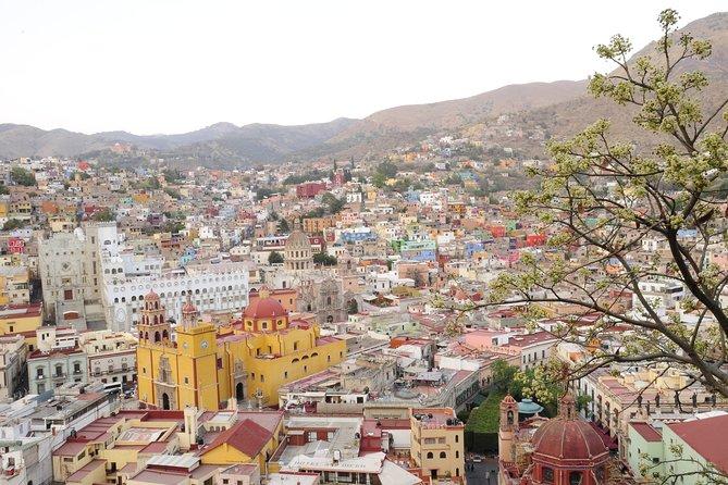 Guanajuato from San Miguel de Allende