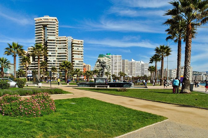 Romantic tour in Vina Del Mar
