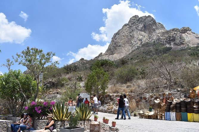 Magical town Bernal - Vineyards from San Miguel de Allende