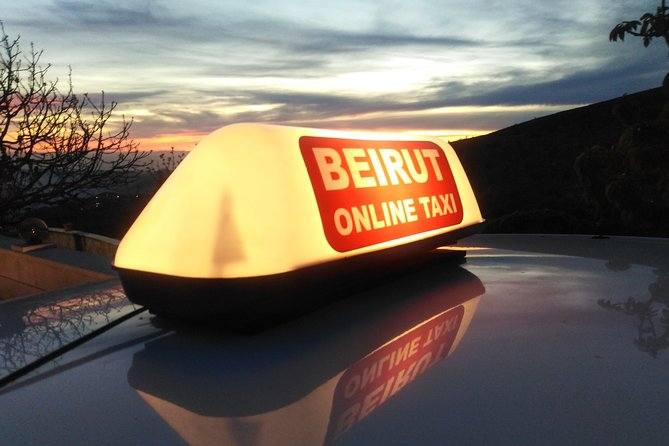 Beirut airport transfer