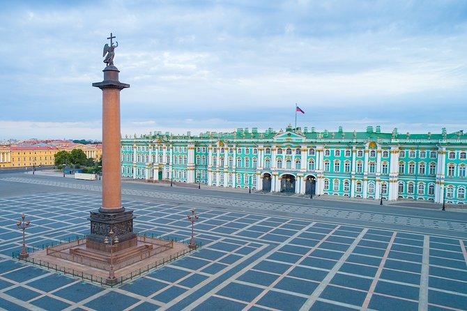 St. Petersburg: Excursion to the Hermitage