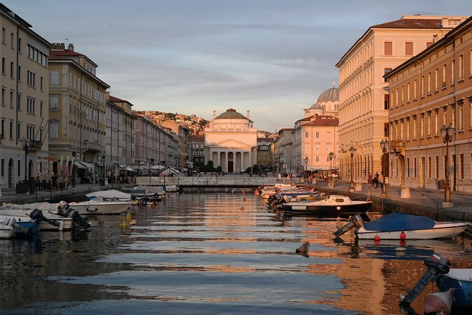 Trieste on Your Own from Koper cruise terminal