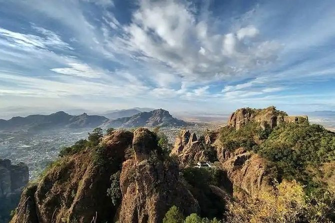 Free yourself with the mysticism of Tlayapacan and Tepoztlan