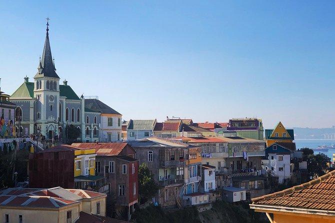 Romantic tour in Valparaiso