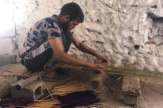 OASIS de Ain El Hajar et thé chez le Vannier 3h