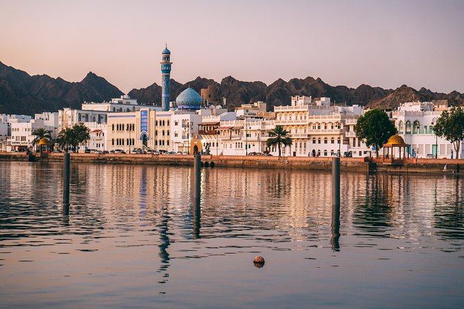 The Best Of Muscat Walking Tour