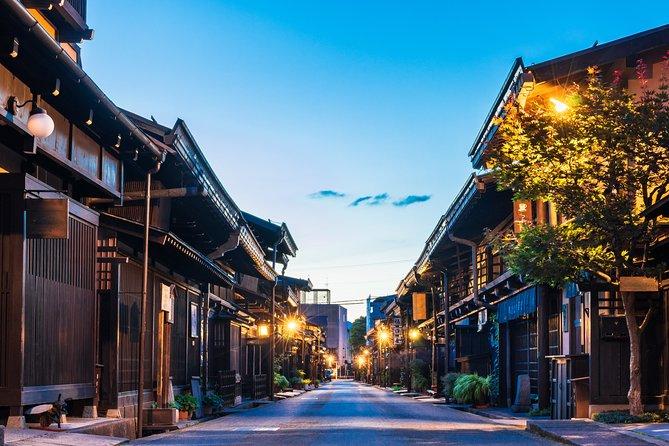 Romantic Tour In Takayama
