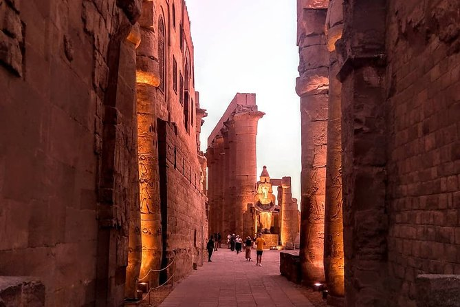 Tour of the East Bank in Luxor