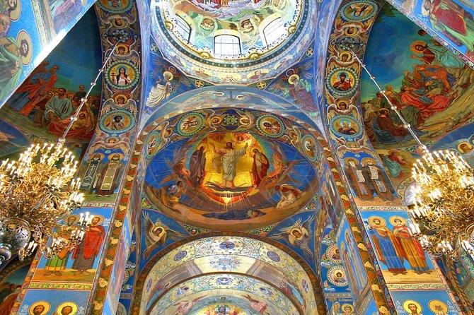 St. Petersburg: The shrines of Nevsky Prospekt with the Savior on Blood Church