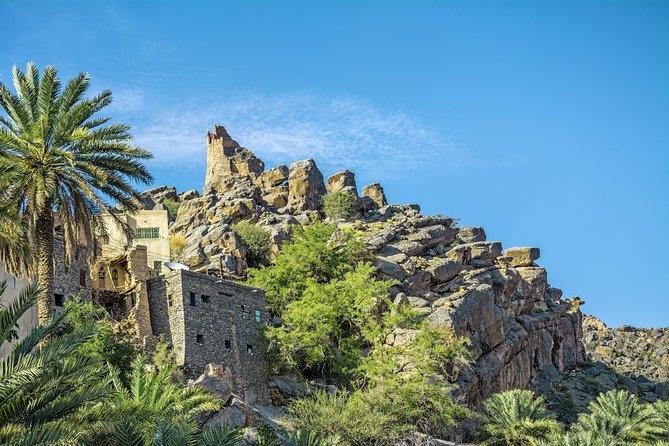 Romantic Tour In Misfat Al Abriyeen