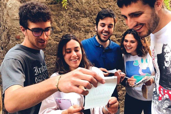 Treasure Hunt Jewish Quarter of Girona