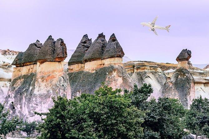 Cappadocia by Flight Day Trip from Belek
