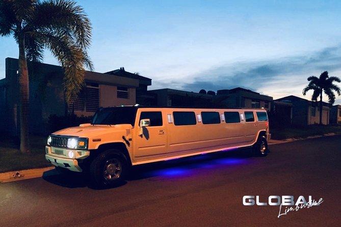 Luxury Limousine Tour