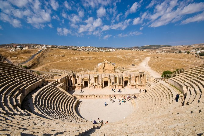 Romantic Tour In Jerash