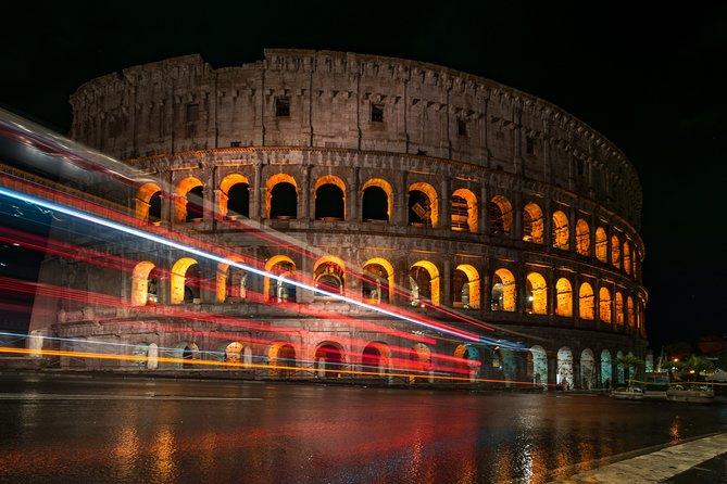 Colosseum Under the Moon Semi-Private Tour