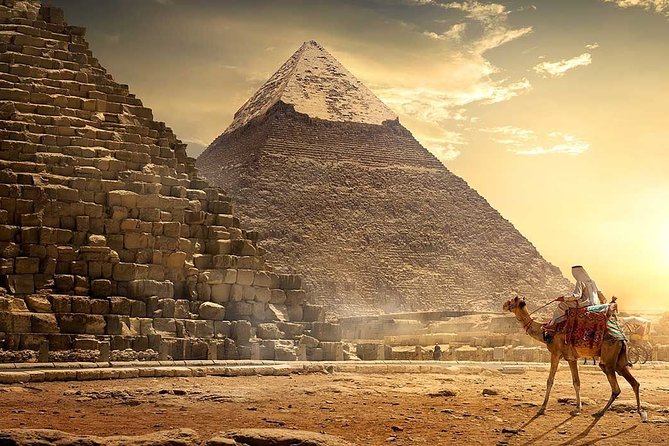 From Sharm El Sheikh: Cairo Full Day Tour