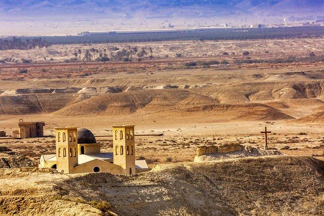 Romantic Tour In Al-Maghtas