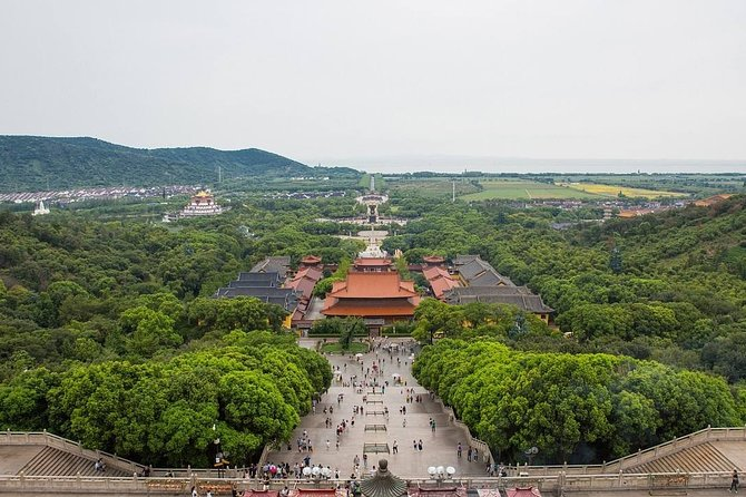 Private Wuxi Day Trip from Nanjing by Bullet Train