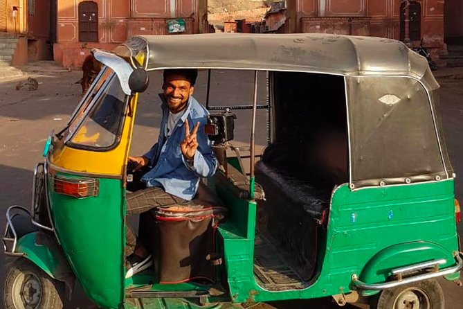 Jaipur day tour with tuk tuk