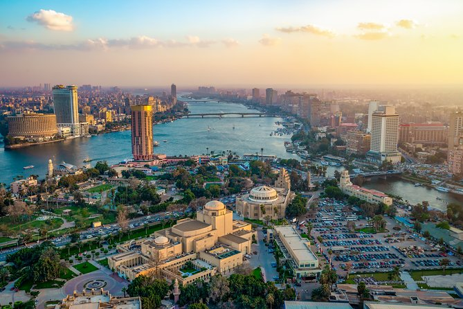 The Best Of Cairo Walking Tour