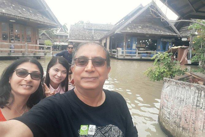 Private Pattaya Floating Market, Art In Paradise &Kaan indicate Pattaya Day Tour