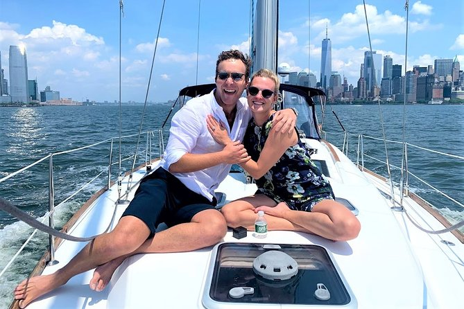 Couple's Private Sail of NYC