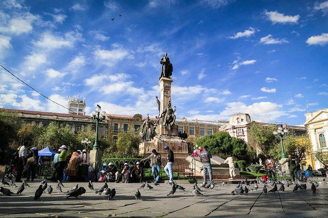 Romantic tour in La Paz