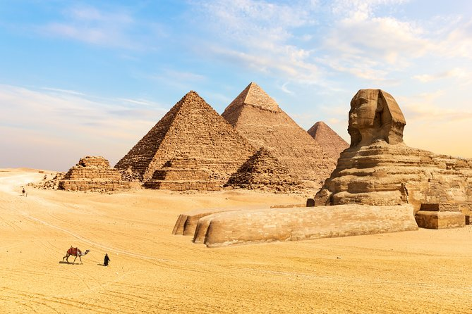 The Best Of Giza Walking Tour