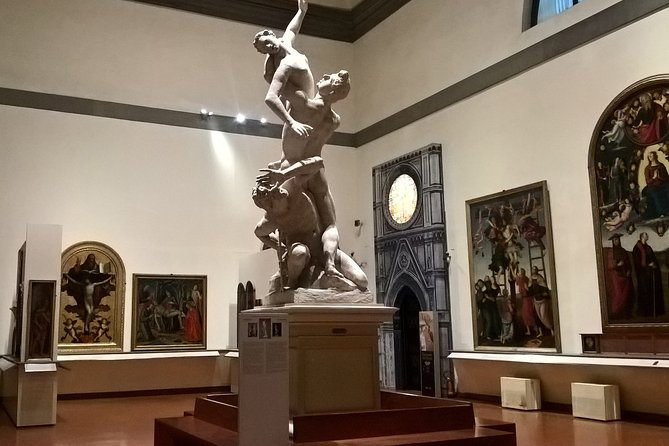 Accademia Gallery and Medici Chapels