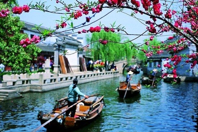4-Hour Suzhou City Private Tailor-Made Tour
