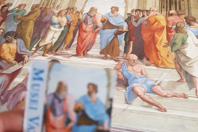 Vatican Museum skip the line ticket