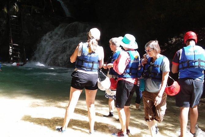 Waterfall Trek & Swim Shore Excursion -Taino Bay, Puerto Plata