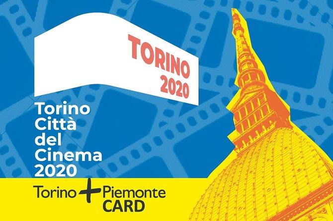 Torino City Pass: Torino+Piemonte Card