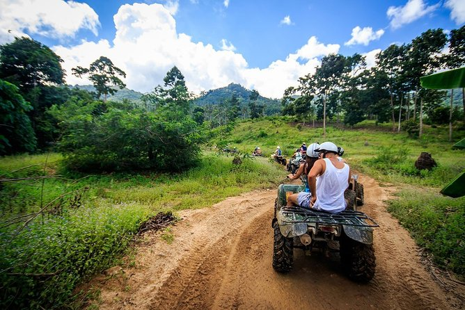 Koh Samui ATV Quad Tour