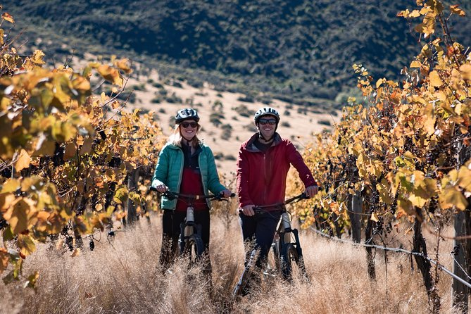 Electric Mountain Bike Hire on Queenstown Trail