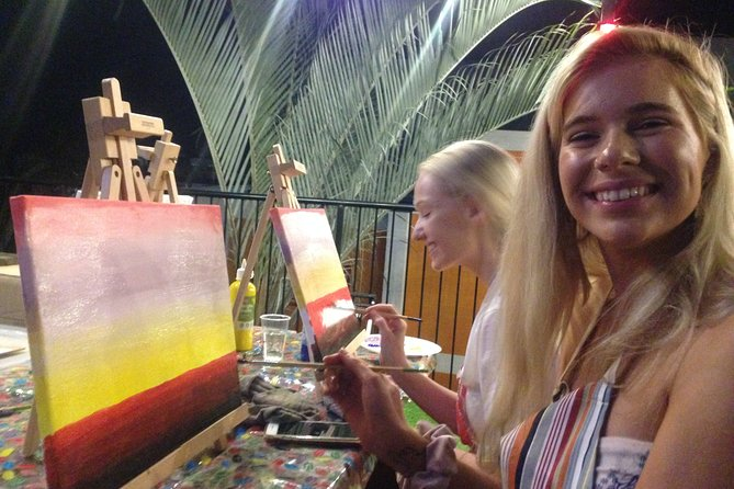 Paint and Sip Bayside Saturdays