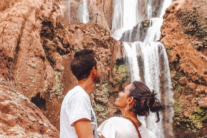 Ouzoud Waterfalls Trip from Marrakech (with private transfers)