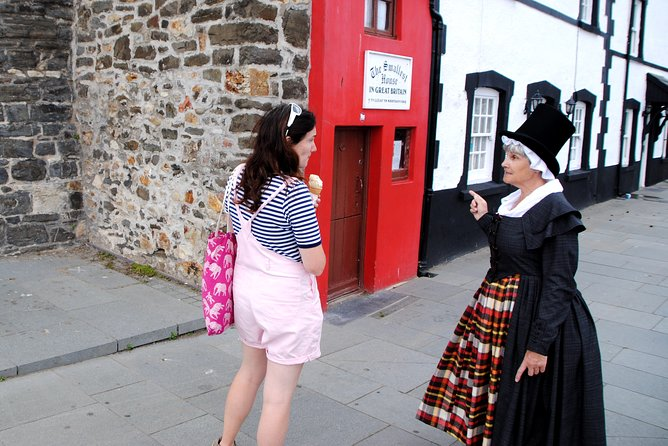 Historical Walking Tour of Conwy Town with a Welsh Lady Guide