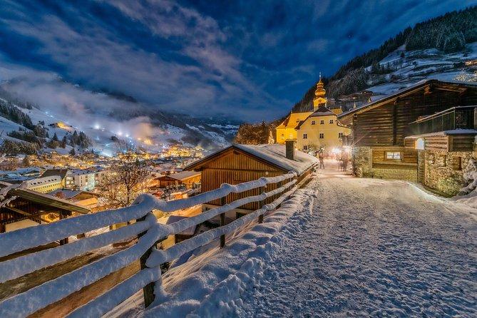 Magic Christmas tour in Polignano