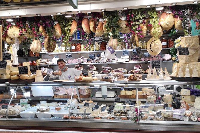 San Lorenzo Food Tour - Florence