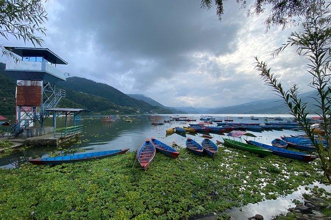 Visit Fewa Lake for an Hour