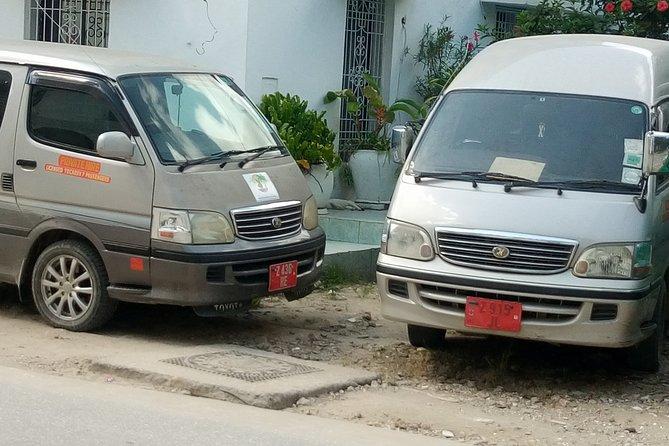 Car Rental/Hire in Kigoma (Family car 8 pax)