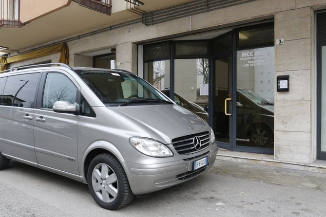 Private transfer, Silver Moon, Venice cruise terminal, Marco Polo airport photo 2