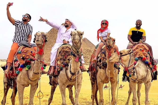 2-Day Giza and Cairo Private Guided Tour with Pickup
