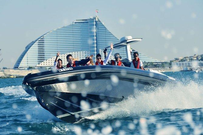60 Minutes TBB ATLANTIS TOUR from Dubai Marina
