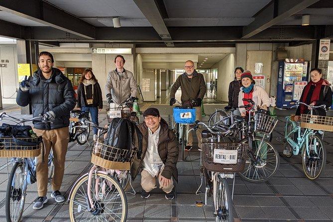 Sakai - Highlights Bike Tour