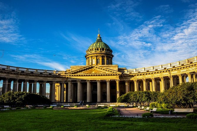 St. Petersburg: City tour, Temples of Nevsky Prospekt & the Savior Blood Church