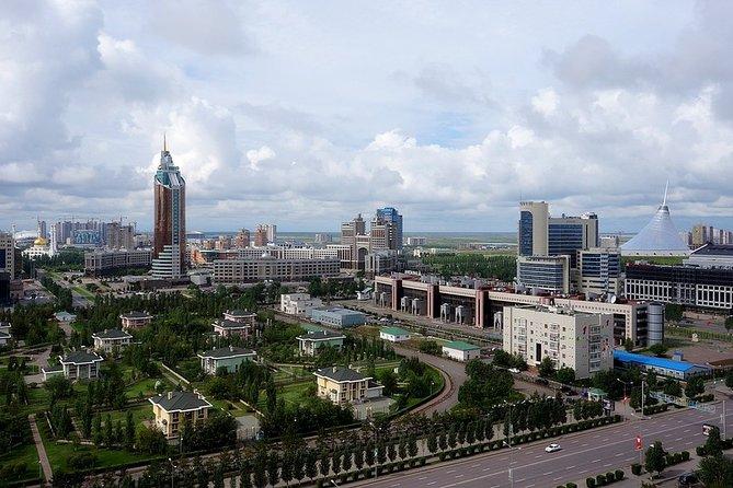 Romantic tour in Nur-Sultan