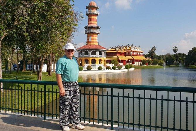 Ayutthaya Temples Join Tour From Bangkok
