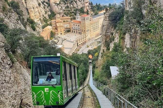 From Barcelona : Montserrat Private Day Tour (Transportations Included)